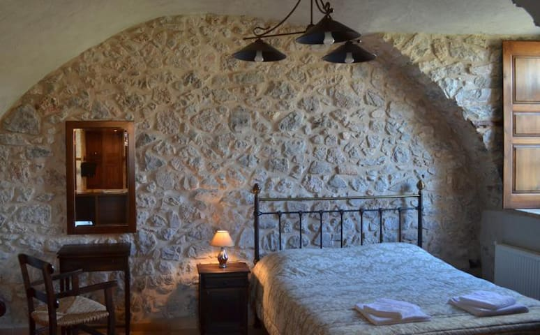 Beautiful Stone Mansion