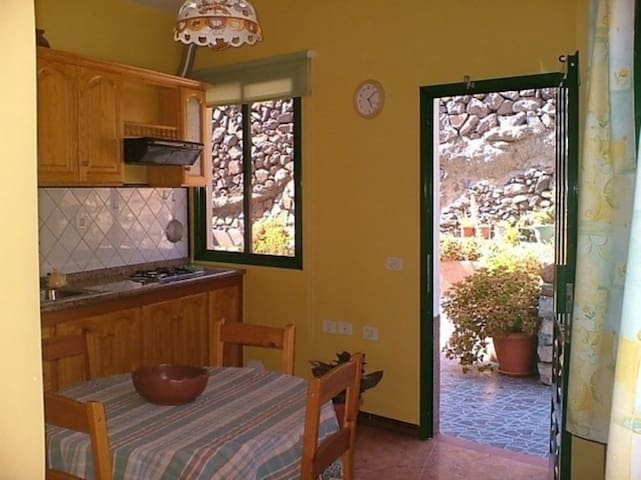 100799 -  Apartment in La Gomera, 1 Bedroom