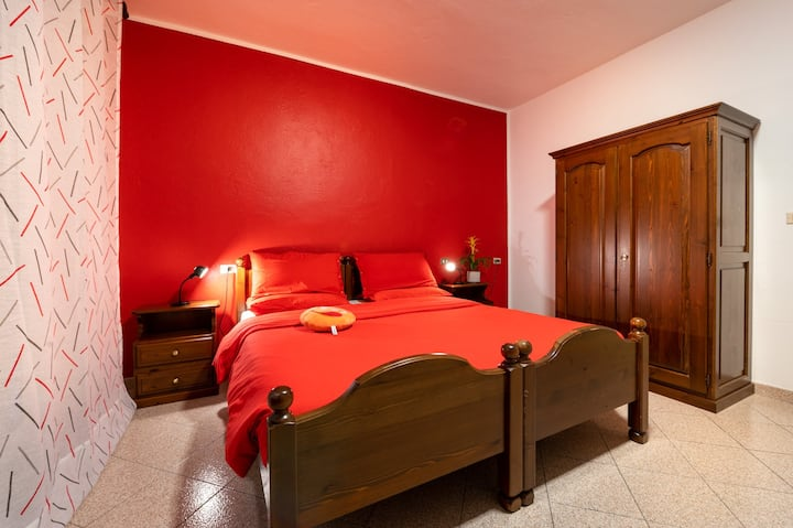 Bar Lovero affittacamere, B&B stanza RED