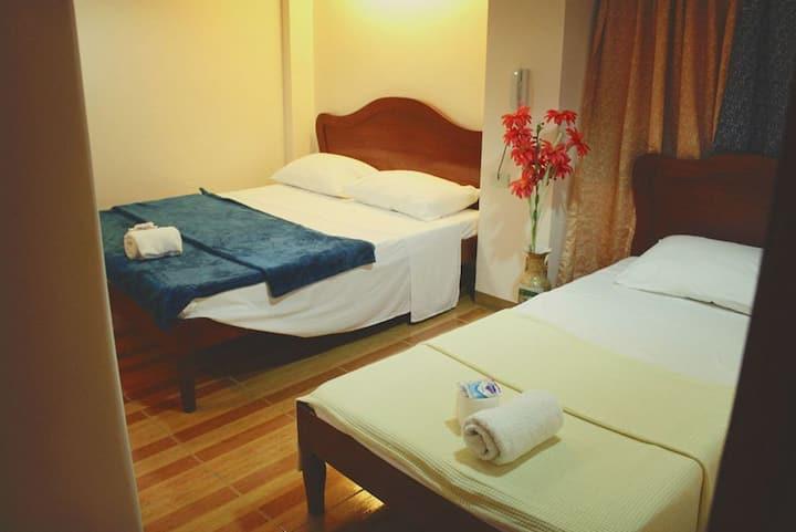 Southpoolside Tourist Inn Triple Room Occupancy