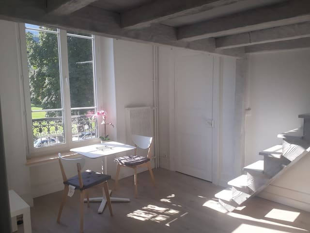 Studio du parc d'Uriage les bains