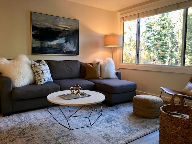 Cute and Cozy Northstar Ski in/Ski out condo