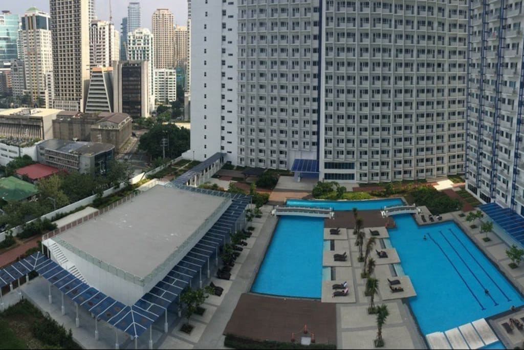 Jazz Residences Condo Hotel Serviced Apartments For Rent