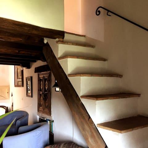Unique historical house in Pitigliano, Maremma