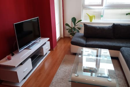 Cozy apartment, fast wifi, free parking - Wohnung