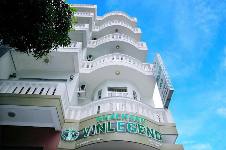 Hotel Nha Trang, near the sea,early check-in