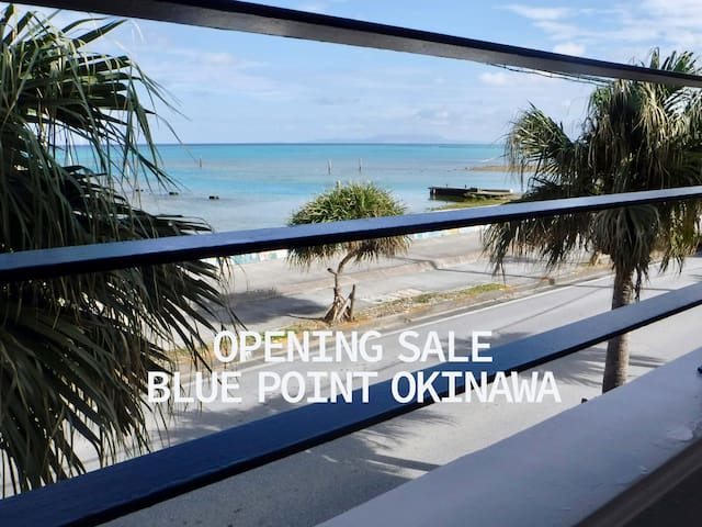 Ocean front apartment BLUE POINT OKINAWA