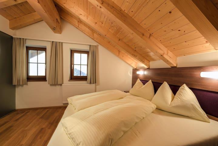 Schlafzimmer im Dachgeschoss