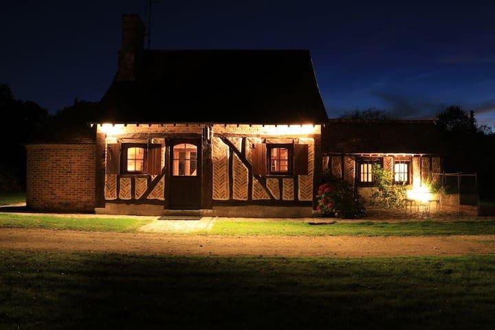 Petite maison de Sologne proche Chambord,Beauval