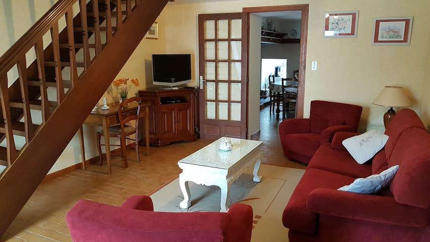 Maison de caractère au pieds des Pyrénées