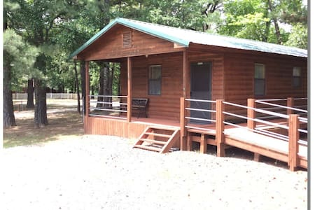 Mountain View Cabin on the Kiamichi River