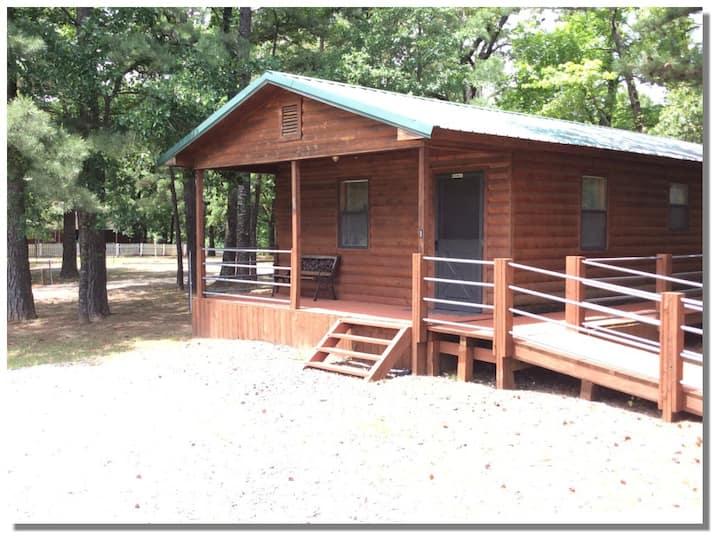 Mountain View Cabin on the Kiamichi River