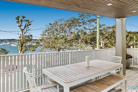 PROS - Poseidon Villa at Balmoral Beach