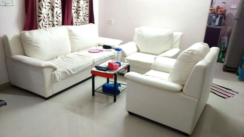 Furnished Private room in Whitefield