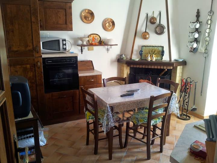 Casa Alessandro -  Pacentro (AQ) centro storico