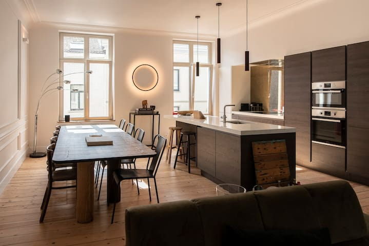 High-end loft at Place du Luxembourg