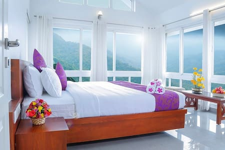 One Bedroom Valley view Luxury Villa - Kuttikkanam - 别墅
