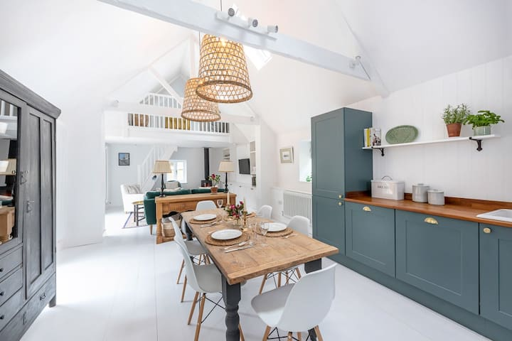 Grade 2 listed Converted Stables