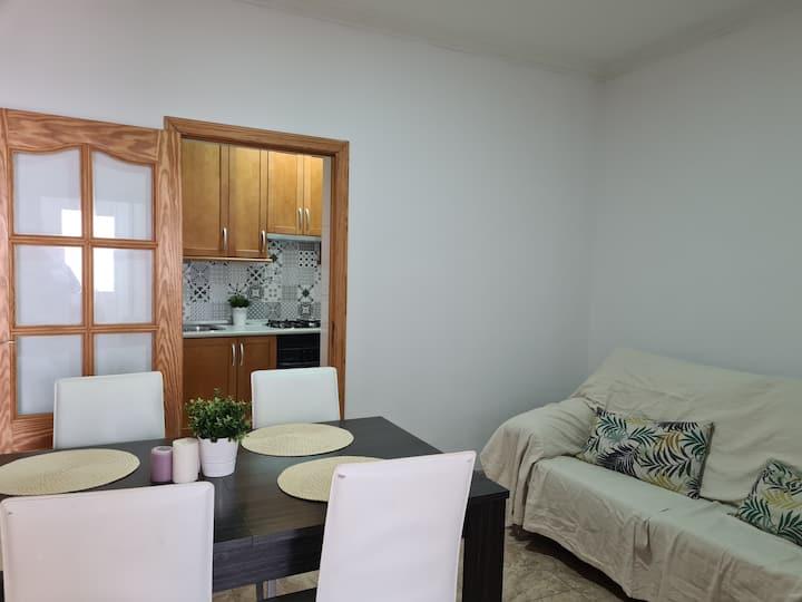 Bonito piso ideal para familias