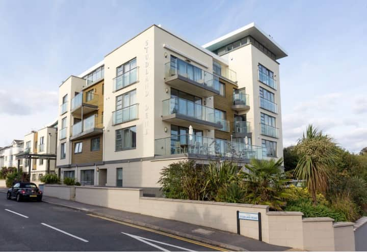 Modern Luxury Apartment in Bournemouth