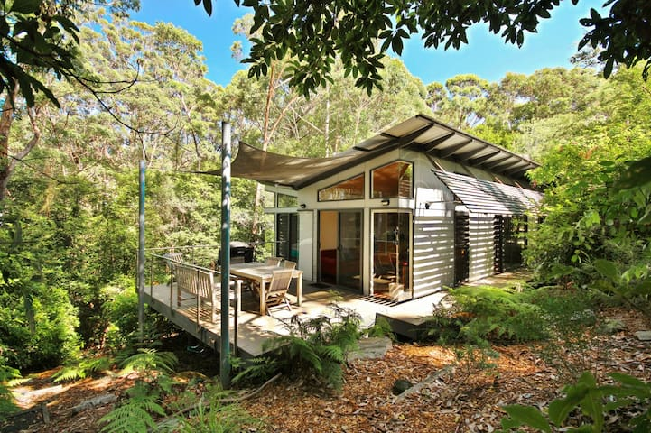 Hyams Retreat on Silver Strand - Hyams Beach - บ้าน