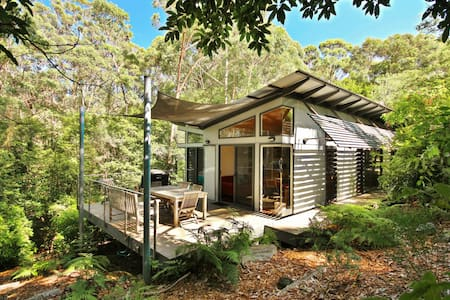 Hyams Retreat, Hyams Beach