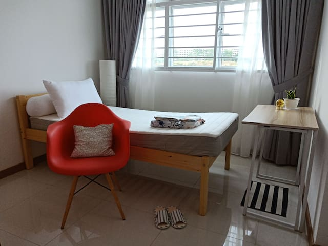 Beautiful Room with a View near Bukit Batok MRT