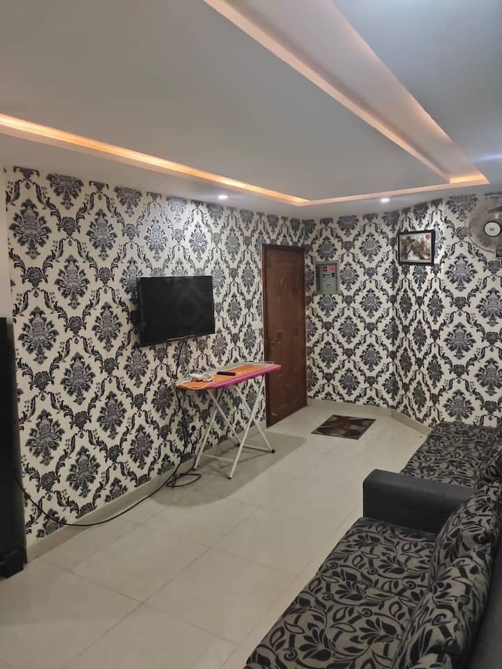 Furnished Apartment For Rent in Sector D,AA Block