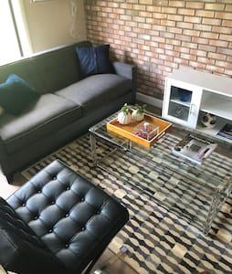 2 bed/2 bath loft apartment in DT Saratoga!