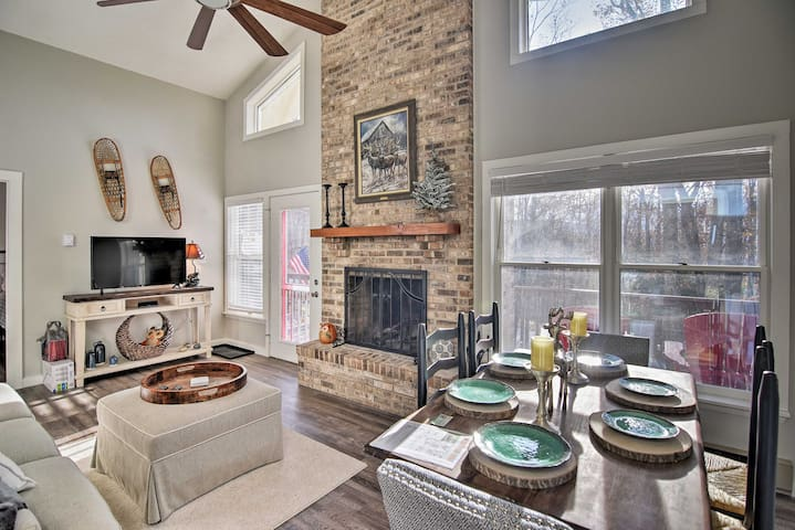 Remodeled Beech Mtn Retreat; Fire Pit & Game Room