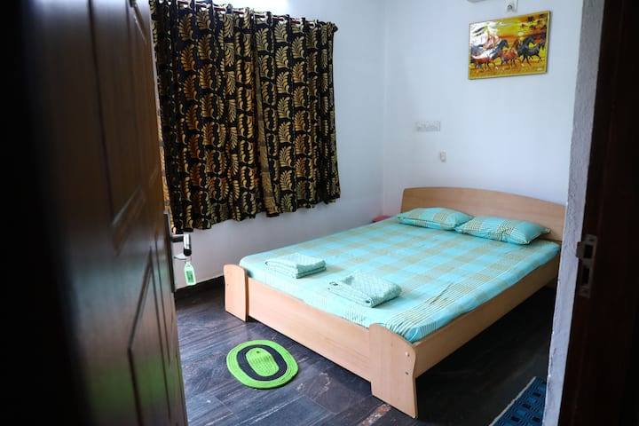 CBR AYURHEALTH - HOMESTAY / DELUXE DOUBLE ROOM