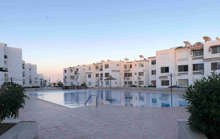 Entire apartment, close to Naama Bay (city middle)