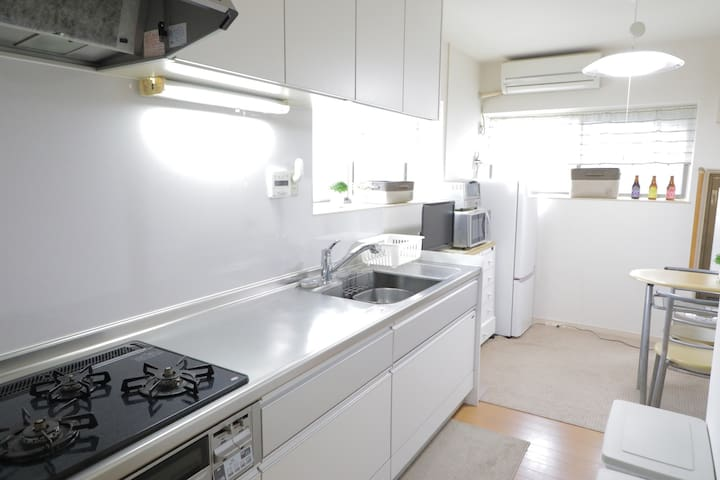 Entire house with renovated rooms in Kasugai-city - Kasugai-shi - Casa