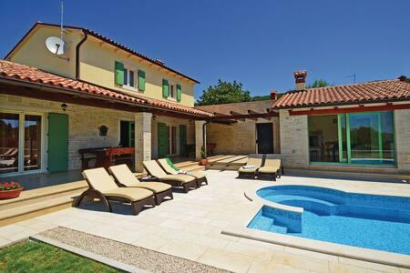 Villa Macarinka - Labin - Haus