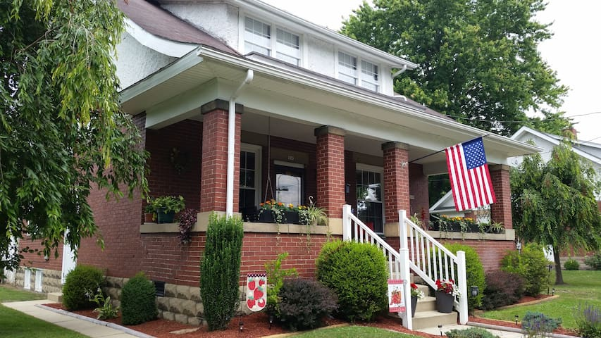 Cozy Craftsman Downstairs - Buckhannon - House