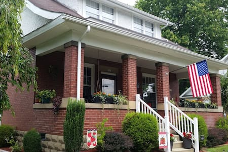 Cozy Craftsman Downstairs - Buckhannon - Дом