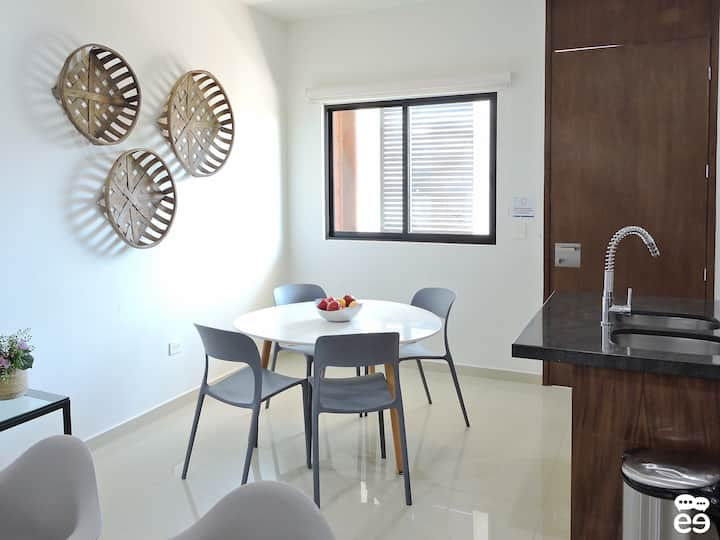 Bonito departamento en Zona Dorada Mazatlán