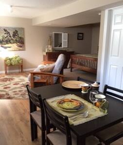 Port Hope, private stylish suite. - Port Hope