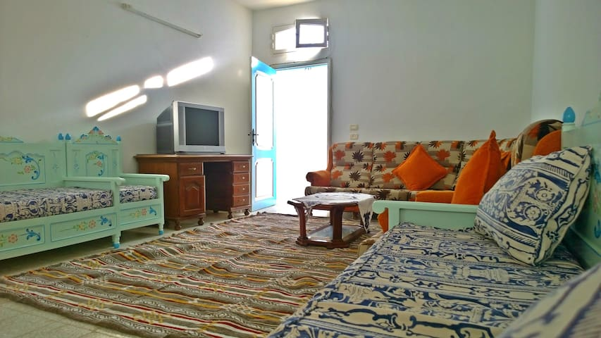 Maison de Vacances à Kélibia - Kélibia - Casa