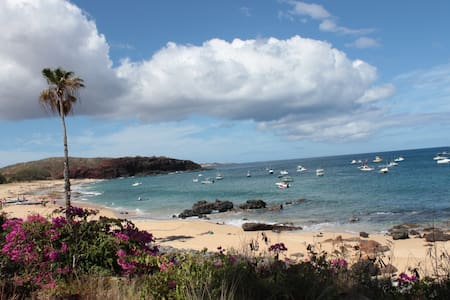 1 Nite Min on Kepuhi Beach with Van for $140 - Maunaloa