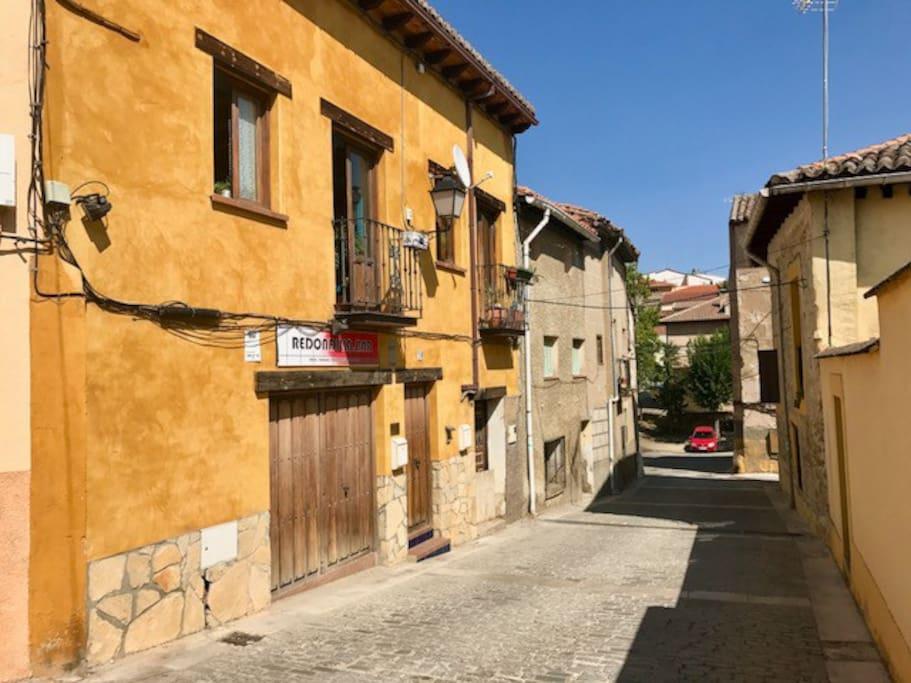 calle Redondilla