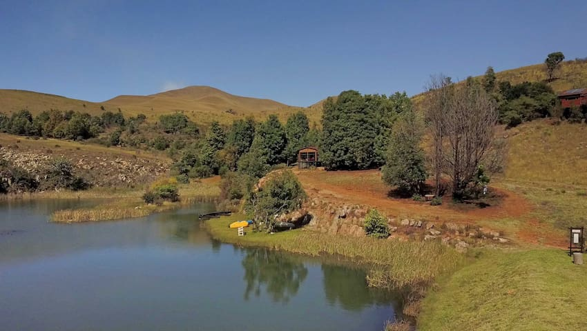 The Muddler Cottage at Trout Hideaway 4x4 required