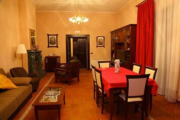 Casa Conforti (apt C) - Appartamento in Villa