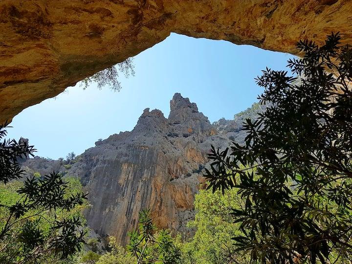 Pareti del Canyon di Gorropu