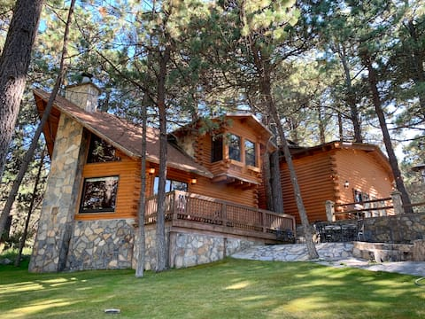 Cabaña Premium en Bosques de Monterreal