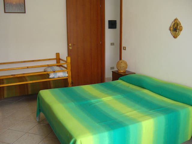 "B&B "" CASA DEL SOLE"" app. Tropea - Ricadi - Appartement"