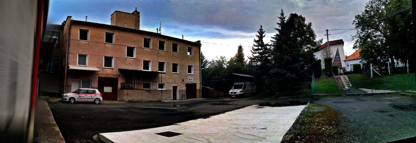 Ubytovanie v súkromí  JOPEL - Slovenské Ďarmoty - Schlafsaal