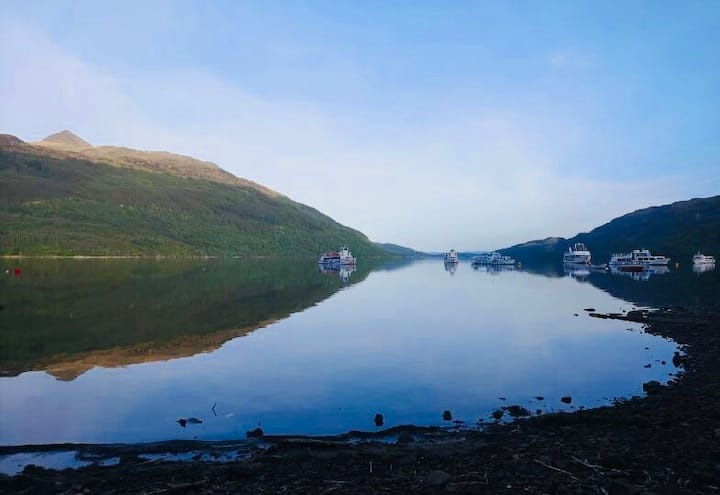 New: Westhaven Boutique B & B, Dramatic Loch Views