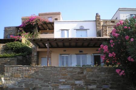 Ιδανικό σπίτι για διακοπές στην Τήνο - Kionia