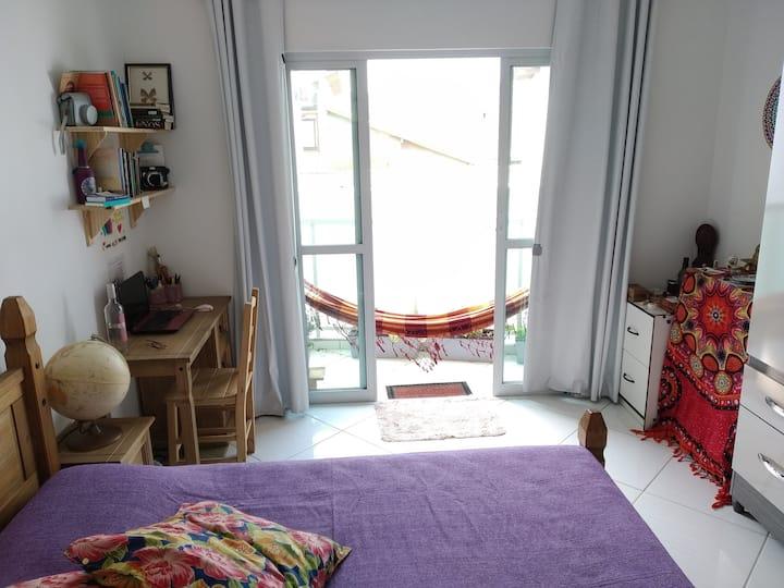 Apartamento aconchegante no Campeche